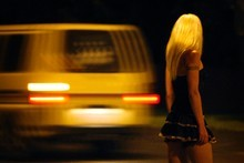Christchurch prostitutes were forced into the suburbs by the quakes. Photo / Sarah Ivey