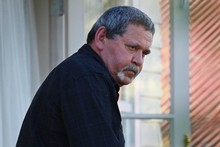 David Tamihere denies meeting the Swedish tourists he was convicted of killing, although he admits stealing their car and driving others around in it. Photo / Sarah Ivey