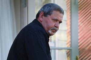 David Tamihere says he is at peace with himself. Photo / APN