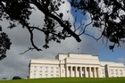 Auckland Museum stands sentinel over the Domain. Photo / Steven McNicholl