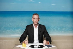 Musician Fatboy Slim. Photo / Supplied