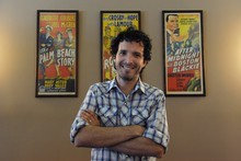 Bret McKenzie, is nominated for best original song for 'Man or Muppet' from 'The Muppets' film. Photo / Anthony Phelps