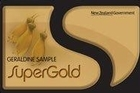 The SuperGold Card. File photo / supplied