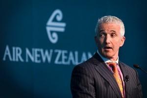Air New Zealand chief executive Rob Fyfe. Photo / Natalie Slade