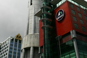 SkyCity says it has zero tolerance to children being left alone in its car parks. File photo / NZPA