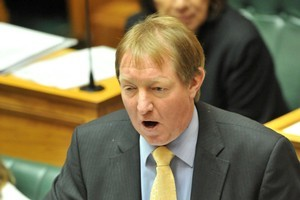 Local Government Minister Nick Smith. Photo / NZPA