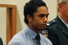 Turangi teenager Raurangi Mark Marino was sentenced to 10 years' prison. Photo / Christine Cornege
