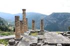 The Temple of Apollo. Photo / Jim Eagles