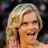 Missi Pyle arrives on the red carpet at the 84th Academy Awards in Los Angeles. Photo / AP