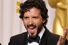 Oscar winner Bret McKenzie. Photo / AP