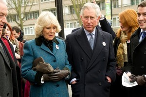 Sources say Camilla frequently 'escapes' to her old country house in the Cotswolds. Photo / Getty Images