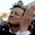 Colin Firth arrives on the red carpet at the 84th Academy Awards in Los Angeles. Photo / AP