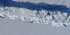 View: Huge rift in Antarctic ice