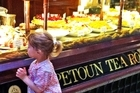 Kids love the goodies at the Hopetoun Tea Rooms. Photo / Danielle Wright