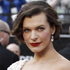Mila Jovovich arrives on the red carpet at the 84th Academy Awards in Los Angeles. Photo / AP