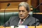 NZ First leader Winston Peters was sent packing from Parliament today. Photo / APN
