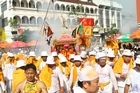 The Vegetarian Festival, Phuket, Thailand. Photo / Supplied