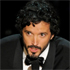 Bret McKenzie accepts the Oscar for best original song. Photo / AP