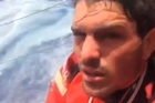 On board video from CAMPER on day 12 of leg 3 as they encounter some fast, furious and wet sailing in the NE trades.