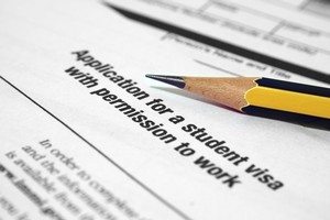 Health screening requirements for international students are are too relaxed says medical experts. Photo / Thinkstock
