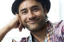 Taika Waititi is going to be a dad. Photo / David White
