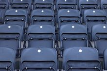 There were empty seats at the final. Photo / Thinkstock 