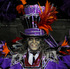 Fralinger String Band captain Thomas D'Amore performs during the 113th annual Mummers Parade in Philadelphia. Photo / AP