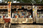 A Parisian bouquiniste. Photo / Supplied