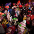 Chinese revellers celebrate the new year during a count-down event at the Summer Palace in Beijing. Photo / AP