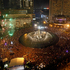 Thousands of people flock to the main business district on New Year's eve in Jakarta, Indonesia. Photo / AP