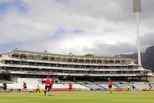South Africa go through their final pre-test tune-up at Newlands. Photo / Getty Images