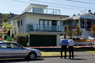 The Waihi Beach property at which a man was stabbed and critically injured. Photo / Christine Cornege