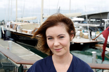 Alice Tempest gave up lucrative adventure on the high seas to become a nurse in Auckland. Photo / Michael Craig