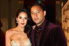 Zoe Balbi and Benji Marshall. Photo / Getty Images