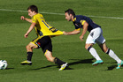 It has been a mixed A-League season for the Wellington Phoenix. Photo / Getty Images
