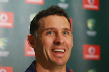 Mike Hussey. Photo / Getty Images