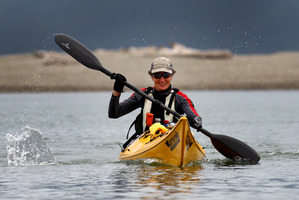 Sarah Wilson's brush with death hasn't put her off another go at the two-week adventure challenge. Photo / Mark Mitchell