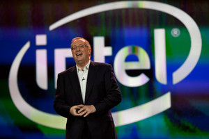 Intel president and CEO Paul Otellini. File Photo / AP