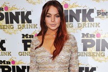 Lindsay Lohan has allegedly been evicted from her Beverly Hills home. Photo / AP