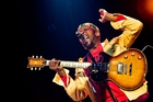 Jimmy Cliff plays Womad in March. Photo / Supplied