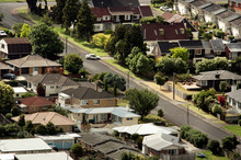 The average house price in Auckland fell about $23,000 last month. Photo / Janna Dixon