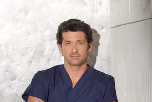Patrick Dempsey in 'Grey's Anatomy'. Photo / Supplied