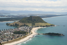 The Mount seems to tick all the boxes with prospective buyers because it has a good climate, great beaches, and schools, medical facilities and shopping. Photo / Supplied