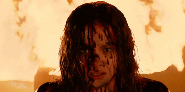 Chloe Grace Moretz stars in the remake of Carrie. Photo/supplied