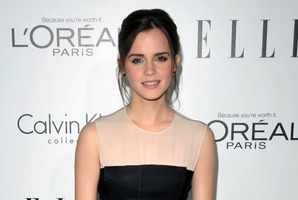 Actress Emma Watson has revealed that she struggled with her rise to fame while shooting the Harry Potter films. Photo / AP