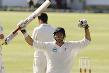 Stephen Fleming made 262 and James Franklin 122 the last time New Zealand played at Cape Town. Photo / Touchline/Getty Images
