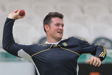 Graeme Smith. Photo / Getty Images