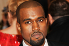 Kanye West had a run in with police after leaving a Los Angeles hotel. Photo/AP
