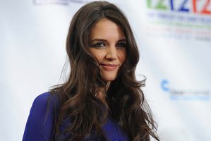 Katie Holmes is reportedly dating Jake Gyllenhaal. Photo/AP