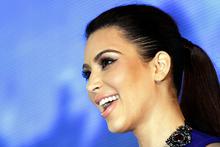 Kim Kardashian. Photo/AP